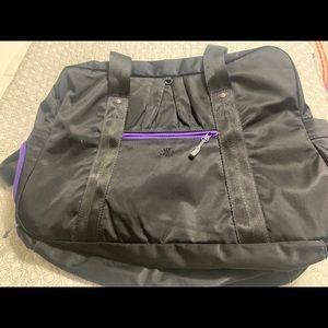Athleta duffel bag